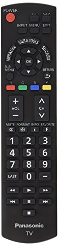 - Panasonic N2QAYB000321 Remote