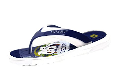 Gezer Men Palm Tree Design Flip-Flop (Palm Tree Slipper)