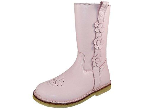 Zecchino dOro A06-4625 Mädchen Stiefel / Boots Rosa (zartrosa 154)
