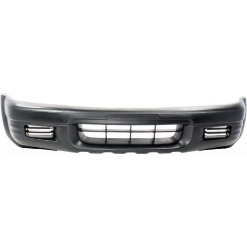 Perfect Fit Group 14105 – Rodeo Front Bumper Cover, Textured