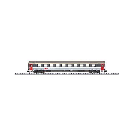 Amazon com: Minitrix Type Apm 1st Class EuroCity Coach (Open Seating