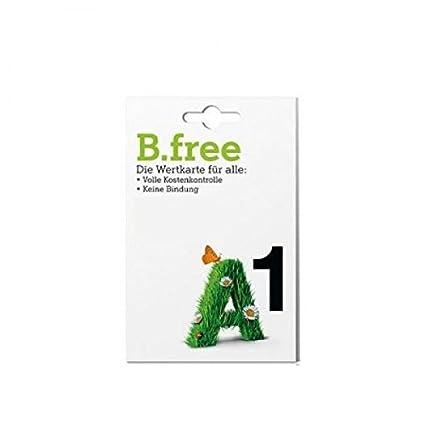 A1 B Free Welcome Package Wertkarte Amazonde Elektronik