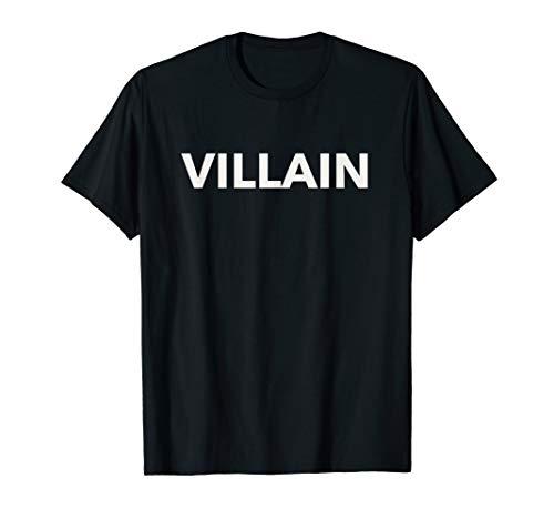 - Villain Minimal Design