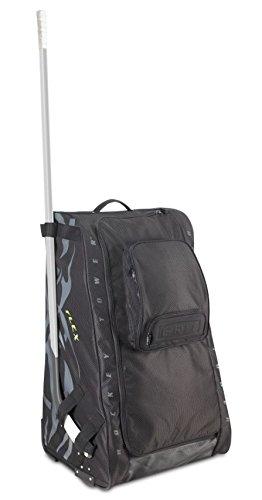 Grit Inc. Flex Hockey Tower Medium Equipment Bag 33-Inch, Black FLX1-033-B