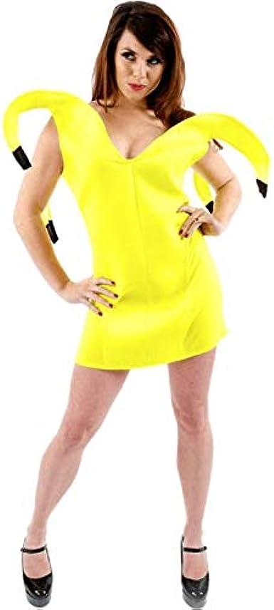 ORION COSTUMES Disfraz de plátano Maduro para Mujer: Amazon.es ...