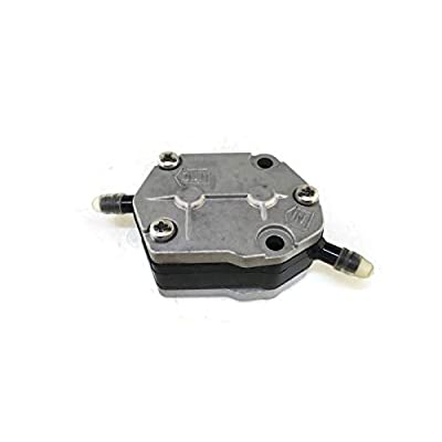 Boat Outboard Motor Fuel Pump Assy 356-04000-1 For Tohatsu Nissan Outboard 25-30-35-40-50-60-75-90-115HP 2 stroke Engine: Automotive