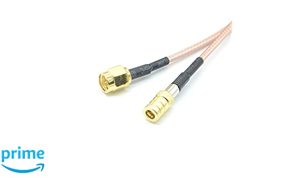 RG316 SMA MALE to SMC FEMALE Coaxial RF Cable USA-US