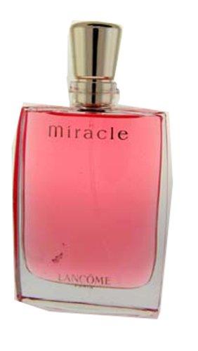 - Lancome Miracle By Lancome For Women. Eau De Parfum Spray 3.4 Ounce Tester