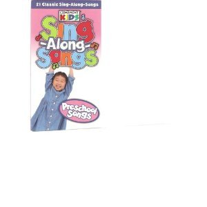 Cedarmont Kids Sing Along Songs: Preschool (Kids Vhs)