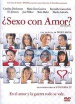 Sexo com Amor? (Sexo con Amor?) [NTSC/REGION 1 & 4 DVD. Import - Latin America] by Wolf Maya (Subtitles: English, Spanish, (Sexo And The City)