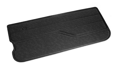 Omix-Ada 11841.01 Black Right Door Panel Interior Black Door Panels