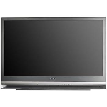 amazon com sony kdf e50a10 50 inch lcd rear projection television rh amazon com 2003 Sony Rear Projection TV 2003 Sony Rear Projection TV