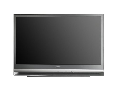 Amazon Sony KDF E50A10 50 Inch LCD Rear Projection Television Electronics