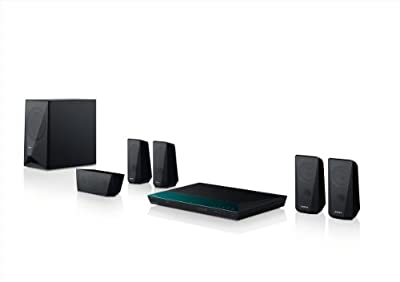 Sony BDV-E3100RF Bluetooth 3D Smart Multi Region Free Blu Ray DVD Home Theater Speaker System with HDMI Cable, 110-240V