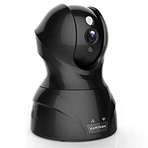 Flashandfocus.com 310JPL-3Z3L._SS300_ Security Camera 1080P WiFi Dog Pet Camera - KAMTRON Wireless Indoor Pan/Tilt/Zoom Home Camera Baby Monitor IP Camera…