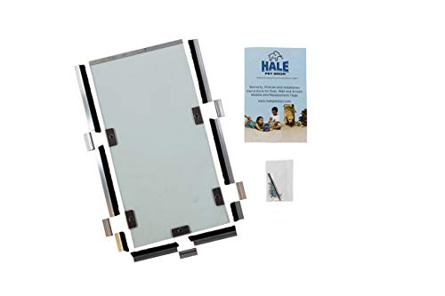 Hale Pet Door Replacement Flap (Outside, Large) (Doggie Door Replacement Parts)