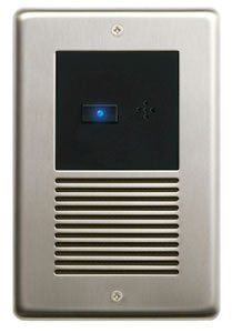 New Panasonic High Quality Excellent Performance BTI Brushed Steel Faceplate For KX-T7775 Doorbox