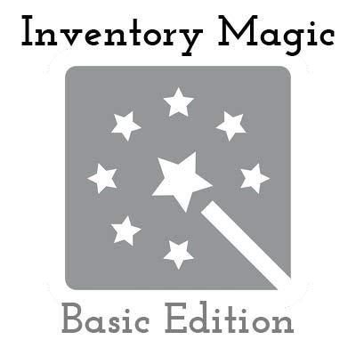 amazon com excel inventory control spreadsheet aka inventory magic