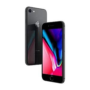 Apple iPhone 8 64GB Gris Espacial (Reacondicionado): Amazon.es ...