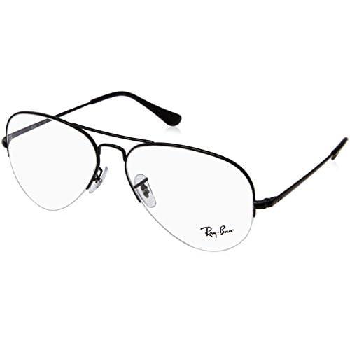 a30522a61b Gafas de Vista Ray-Ban RX 6589 SHINY BLACK unisex Delicado - www ...