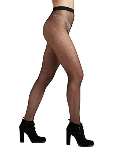 - Falke Women's Net Tight, Black, Medium