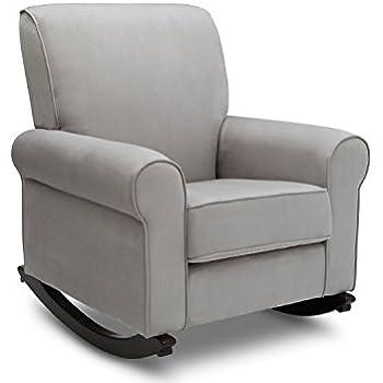 Amazon Com Delta Children Rowen Nursery Rocking Chair
