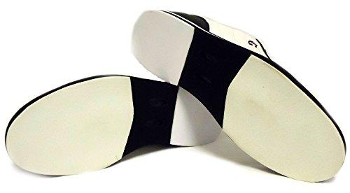 Homme Gauchers Droitiers Chaussures Pour De Et 3g Bowling noir Blanc Femme Kicks HzZzqUX