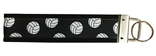 Volleyball Keychain For Girls, Volleyball Ball Keychain -Perfect Volleyball Gifts for Volleyball Players