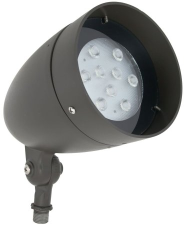 - American Lighting GFL-960-47-DB Ground Flood Bullet Exterior Solutions CollectionCollection