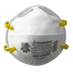 3M Company 07048 Particulate Respirator N95 by 3M