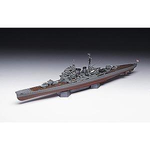 青島文化教材社 1/700 艦船 フルハルモデル 重巡洋艦 鳥海 1942の商品画像