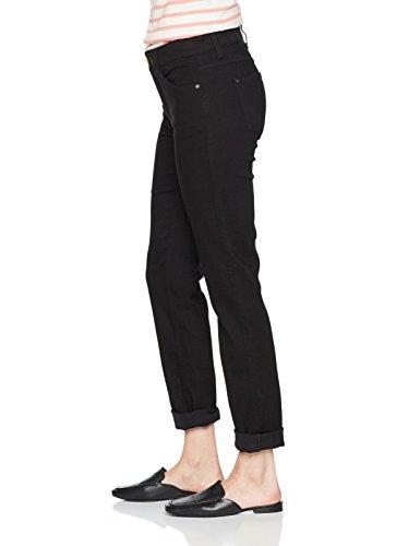 Slim Donna futureflex Jeans Cardin Nero Elastisch black 200 Super Pierre YwqXtaf