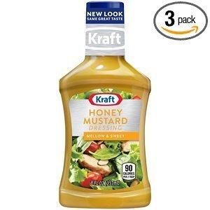 Top 10 kraft honey mustard dressing for 2019