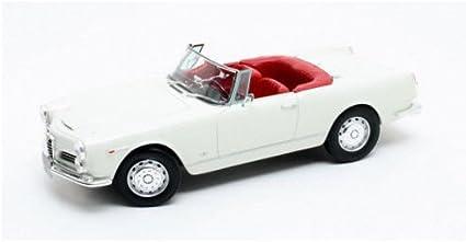 Austin Healey Sprite MKII White 1961 1:18 Cult scale models