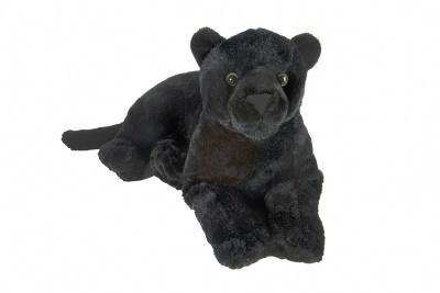 10646b2a Wild Republic Black Jaguar Plush, Stuffed Animal, Plush Toy, Kids Gifts,  Zoo Toy, 18