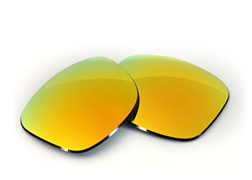 FUSE Cascade Mirror Polarized Lenses for Oakley Holbrook