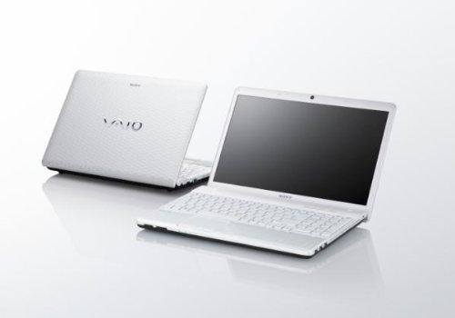 Sony VAIO VPCEH2D0E/W - Ordenador portátil de 15.5