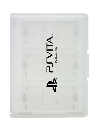 Card Case 24 for PlayStation Vita (White) [Japan Import] by HORI