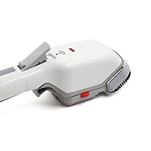 Handheld Garment Steamer, Portable Mini Electric Handheld Steamer Sterilize and Iron Garment and Soft Fabric with Brush For Home and Travel by OWIKAR