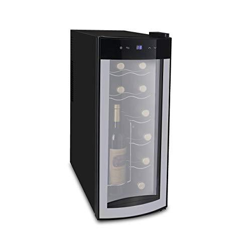 Frigidaire FRW1225 Wine Cooler, Black (Renewed)