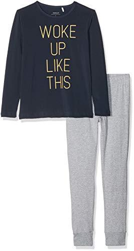 NAME IT NKMNIGHTSET DARK SAPPHIRE NOOS jongens pyjama (tweedelig)