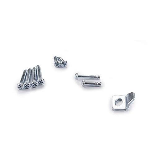 Le type de tube le m/énage dalliage daluminium de faible intensit/é de porte de tampon de lumi/ère coupe automatiquement le feu de porte se fermant automatiquement mont/é en surface /évalu/é 18 30KG