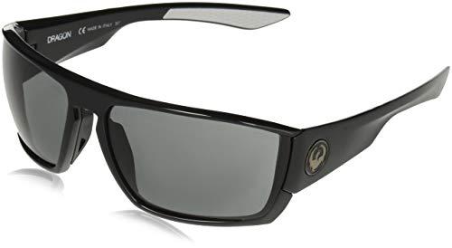 Dragon Alliance Cutback Sun Glasses for Men/Women, Smoke (Dragon Alliance Sonnenbrille)