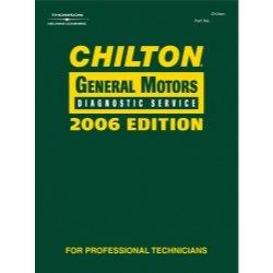 Chilton 2006 GM Diagnostic Service Manual Tools Equipment Hand Tools Review