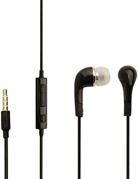 Original Samsung Galaxy S Duos S7562 Headset EHS64AVFBE schwarz Kopfhörer Ohrhörer mit Volume Kontroller + An und Aus Knopf