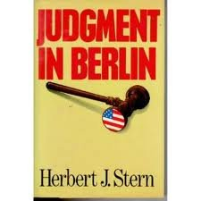 Judgement in Berlin