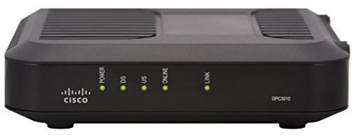 Cisco DPC3010 DOCSIS 3.0 8×4 Cable Modem