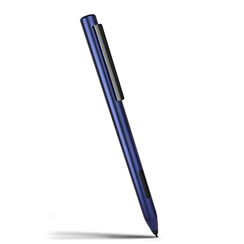 (Surface Pen - Microsoft Certified Surface Stylus Pen with 1024 Levels of Pressure Sensitivity for Microsoft Surface Pro, Surface Go, Surface Book, Surface Laptop Including AAAA Battery & 2 Pen Tips)