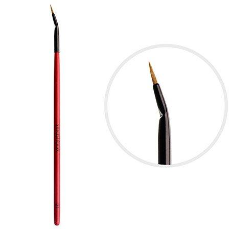 Smashbox Arced Eye Liner Brush, (By Smashbox Cream Eyeliner)