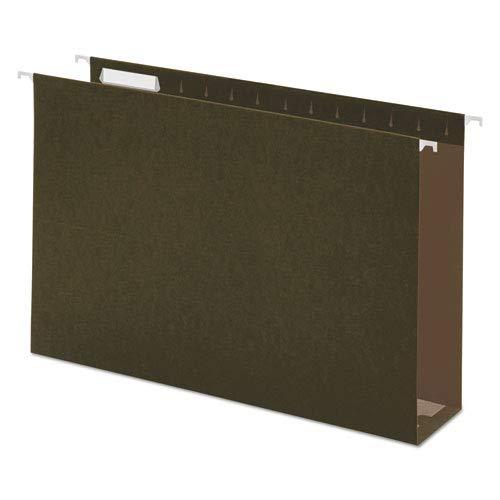 Carpetas colgantes de cartón prensado inferior de 3 pulgadas ...